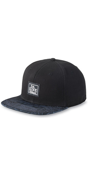 2018 Dakine Ano Hat Black / Stencil Palm 10000539