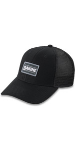 2021 Dakine Big D Trucker Cap 10003436 - Black