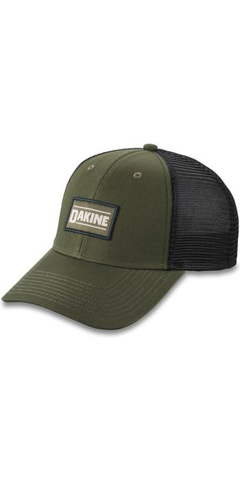 2021 Dakine Big D Trucker Cap 10003436 - Dark Olive