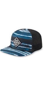 Dakine Classic Diamond Trucker Cap Resin Strip 10000547