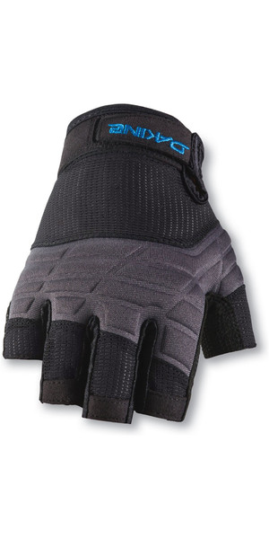 2019 Dakine Half Finger Sailing Gloves Black 10001750