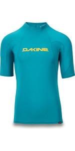 2019 Dakine Mens Heavy Duty Snug Fit Short Sleeve Rash Vest Seaford 10002281