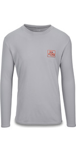 2019 Dakine Inlet Loose Fit Long Sleeve Top Carbon 10002285