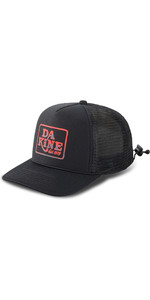 2019 Dakine Lock Down Trucker Cap Black 10001269