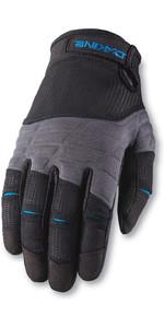2019 Dakine Long Finger Gloves Black 10001751