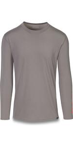 2019 Dakine Mens Heavy Duty Loose Fit Long Sleeve Surf Shirt Carbon 10002278