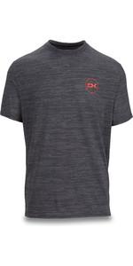 2019 Dakine Mens Roots Loose Fit Short Sleeve Surf Shirt Black Heather 10002310