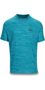2019 Dakine Mens Roots Loose Fit Short Sleeve Surf Shirt Seaford Heather 10002310