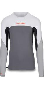 2019 Dakine Mens Storm Snug Fit Long Sleeve Rash Vest Carbon 10002315