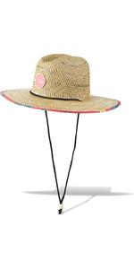 2021 Dakine Pindo Staw Hat 10002898 - Pineapple