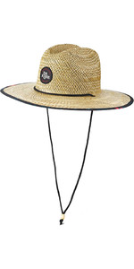 2021 Dakine Pindo Staw Hat 10002898 - Twilight Floral