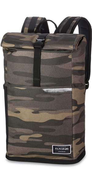 8f39a61afaab 2018 Dakine Section Roll Top Wet   Dry 28L Backpack Field Camo 10001253  Dakine