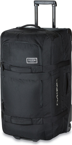 2018 Dakine Split Roller 110L Wheeled Bag BLACK 10000783