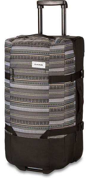2019 Dakine Split Roller EQ 75L Wheeled Bag Zion 10001430
