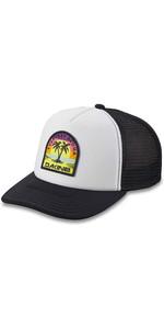 2021 Dakine Womens Everyday Aloha Trucker Cap 10003433 - Black