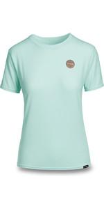 2019 Dakine Womens Dauntless Loose Fit Short Sleeve Rash Vest Pastel Heather 10002327