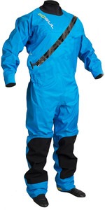 2020 GUL Junior Dartmouth Eclip Zip Drysuit Blue GM0378-B5