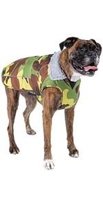 Dryrobe Dog Robe DRDR1 - Camo Grey