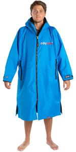 2020 Dryrobe Advance Long Sleeve Change Robe LSDACBG - Cobalt Blue