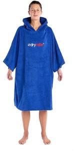2020 Dryrobe Organic Cotton Towel Robe - Royal Blue