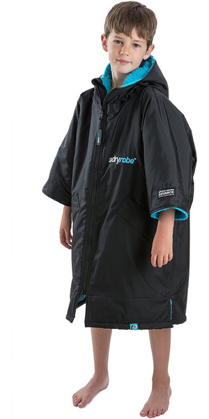 2018 Dryrobe Advance - Short Sleeve Premium Outdoor Change Robe DR101 - XS