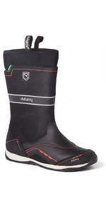 2021 Dubarry Fastnet Sailing Boots Black 3750