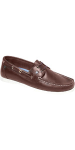 2020 Dubarry Port Deck Shoes BROWN 3735