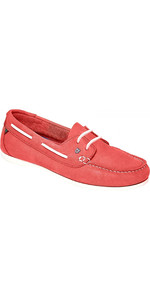 2019 Dubarry Aruba Deck Shoes Coral 3739