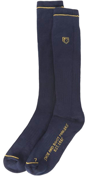 2018 Dubarry Boot Socks Long Navy 9624