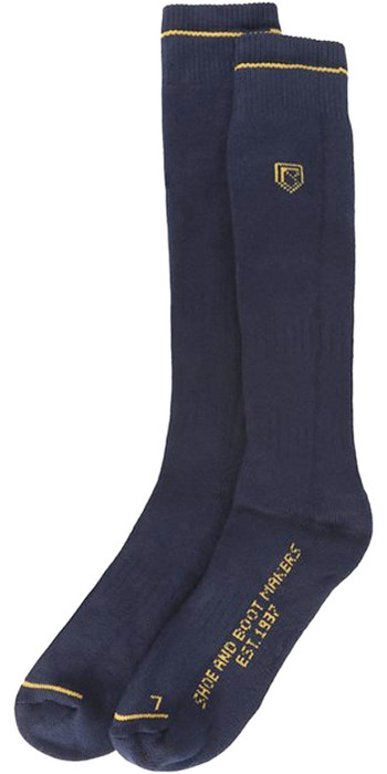 2020 Dubarry Boot Socks Long Navy 9624