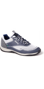 2020 Dubarry Racer Aquasport Shoes / Trainers Navy Multi 3734