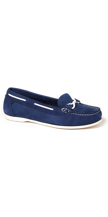 2019 Dubarry Rhodes Deck Shoes Royal Blue 3753