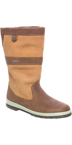 2019 Dubarry Ultima ExtraFit Gore-Tex Leather Sailing Boots Brown 3859