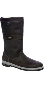 2019 Dubarry Ultima ExtraFit Gore-Tex Leather Sailing Boots Black 3859