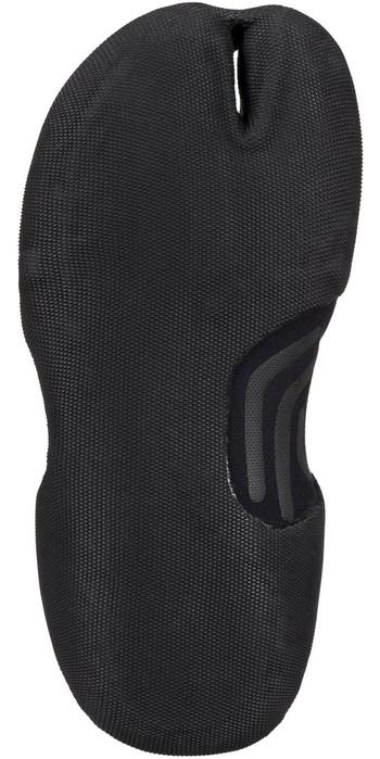 Quiksilver Junior Highline Lite 5mm Split Toe Boots Black EQBWW03001