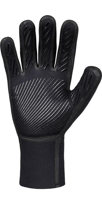 2019 Quiksilver Syncro Plus 3mm Neoprene Gloves Black EQYHN03057