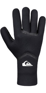 2019 Quiksilver Syncro Plus 3mm Neoprene Gloves Black EQYHN03057