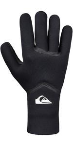 2018 Quiksilver Junior Syncro + 3mm Neoprene Gloves Black EQBHN03009