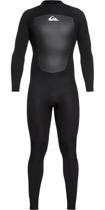 2020 Quiksilver Prologue 5/4/3mm Back Zip Wetsuit Black EQYW103072