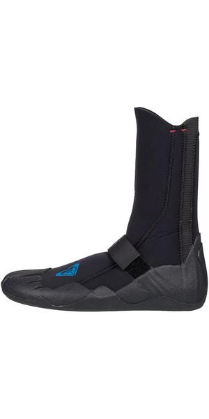 2019 Roxy Syncro 5mm Round Toe Boots Black ERJWW03004