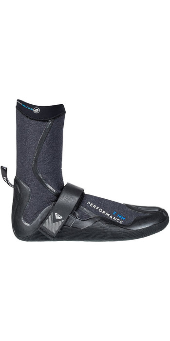 Roxy Womens Performance 3mm Split Toe Boots Black ERJWW03005