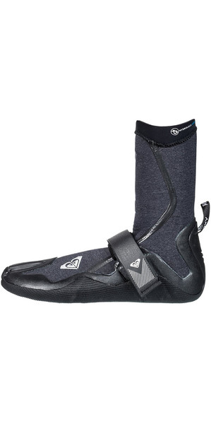 2018 Roxy Performance 3mm Split Toe Boots Black ERJWW03005