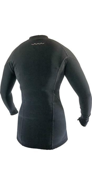 2021 Gul Womens Evotherm Thermal Long Sleeve Top Ev0050-B9 Black