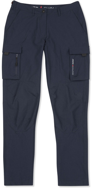 2019 Musto Womens Deck UV Fast Dry Trousers Navy EWTR014