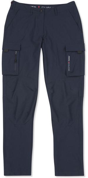 2018 Musto Womens Deck UV Fast Dry Trousers Navy EWTR014
