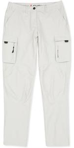 2019 Musto Womens Deck UV Fast Dry Trousers Platinum EWTR014