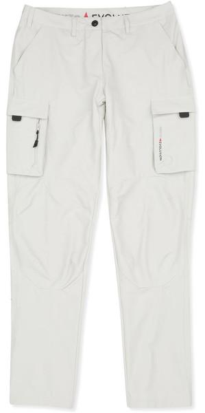 2018 Musto Womens Deck UV Fast Dry Trousers Platinum EWTR014