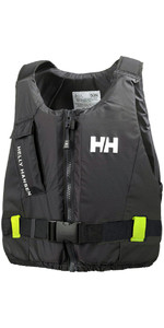 2019 Helly Hansen 50N Rider Vest / Buoyancy Aid Ebony 33820