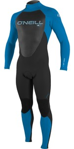 O'Neill Epic 5/4mm Back Zip GBS Wetsuit Brite  Blue 4217