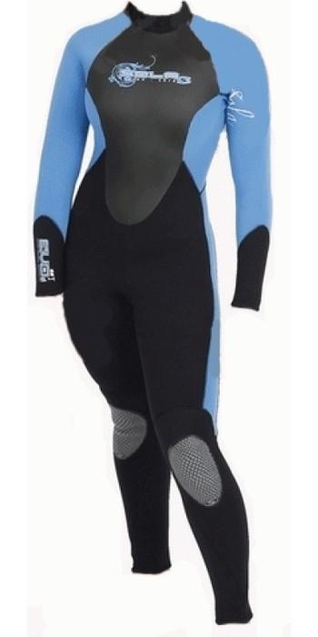 SOLA 5/4mm Evo Ladies Steamer Wetsuit SIZE 10 LAST ONE SR ...